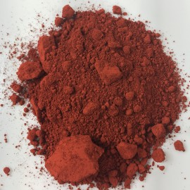 Pequea Scarlet Pigment is perfect to add to Tadelakt and Plaster!